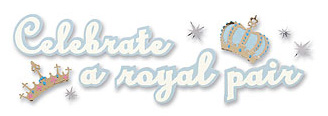 Image result for celebrate a royal pair jolees